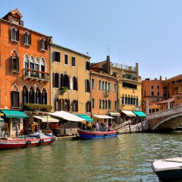 Венеция с воды