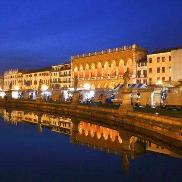 Путешевствие из Венеции в Падую