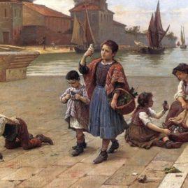 История Венеции по картинам
