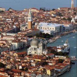 Венеция с вертолета
