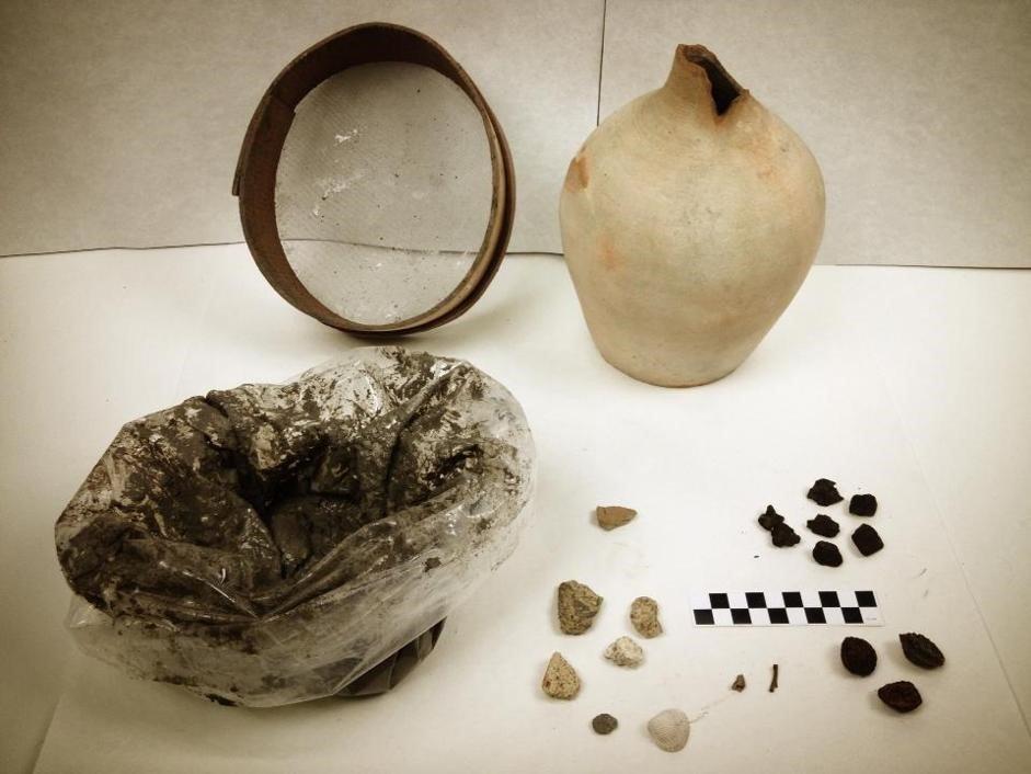 Венеция бытовые предметы, датируемые 2 и 3 веком до н.э.