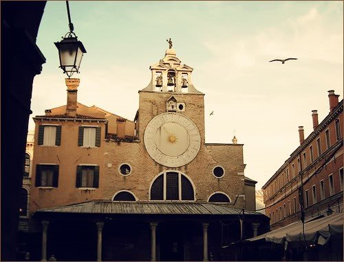 Церковь Сан Джакометто